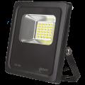 Прожектор светодиодный Gauss LED 10W IP65 6500К черный (613100310)