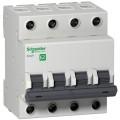Easy9 Автоматический выключатель C40 4П 4500/4,5kA Schneider Electric (EZ9F34440)