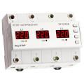 Реле контроля напряжения 3 фазы/3 однофазных, 7мод, 63A-80A, DigiTOP (Vp-3F63A)