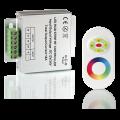 Контроллер для RGB 144W 12А с сенсорным пультом цвет (белый) PC201013144