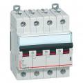 Legrand DX³ Автоматический выключатель DX³-E C16 4П 6000/6kA 407305