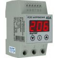 Реле контроля напряжения 1 фаза, 3мод., 40А-50А, DigiTOP (Vp-40A)