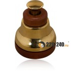 Zamel Кнопка-звонок беспроводной для приемной 80дБ, PDB 233
