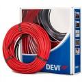 Нагревательный кабель DEVIflex™ 18T (DTIP-18), 2135 Вт, 118 м, (до 11,8 м²) 140F1250 (140F0135)