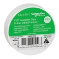 Изолента ПВХ 19мм Х 20м БЕЛАЯ Schneider Electric (2420104)
