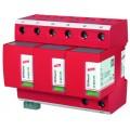 DEHN+SÖHNE Комбинированное УЗИП DV M TNC 255 FM класс I, с контактом удалённой сигнализации (951305)