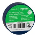 Изолента ПВХ 19мм Х 20м СИНЯЯ Schneider Electric (2420102)